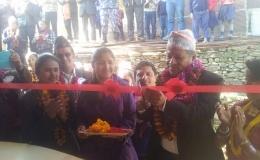 Lunkhu Branch Opening.