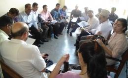 Visting Team From Bangladesh.